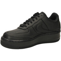 Zapatos Mujer Zapatillas bajas Nike AIR FORCE 1 JESTER X gold-nero