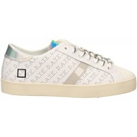 Zapatos Mujer Zapatillas bajas Date HILL LOW CALF white-iridescent