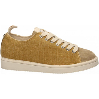 Zapatos Mujer Zapatillas bajas Panchic CHAMPAGNE F rock-l-frost