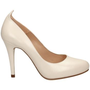 Zapatos Mujer Zapatos de tacón Unisa SELENE bone-avorio