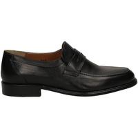 Zapatos Hombre Mocasín Edward's OLBIA nero-nero