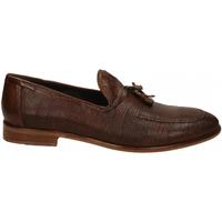 Zapatos Hombre Mocasín J.p. David PAFUR cuoio-scuro
