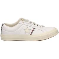 Zapatos Hombre Zapatillas bajas All Star ONE STAR OX where-bianco