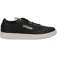 Zapatos Hombre Zapatillas bajas Reebok Sport CLUB C 85 RT black-nero