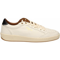 Zapatos Hombre Zapatillas bajas Blauer MURRAY01 - MAN LEATHER SNEAKERS whi-white