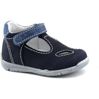 Zapatos Niños Pantuflas para bebé Balocchi BAL-E19-492120-BL-a Blu