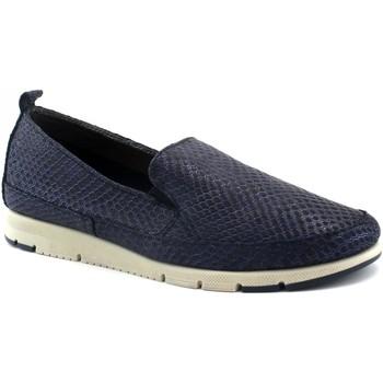 Zapatos Mujer Mocasín Frau FRA-E19-51Z3-BL Blu