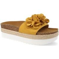 Zapatos Mujer Alpargatas Amy B8121 Amarillo