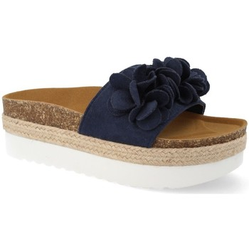 Zapatos Mujer Alpargatas Amy B8121 Azul
