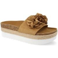 Zapatos Mujer Alpargatas Amy B8121 Camel