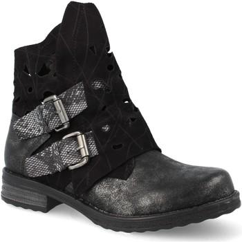 Zapatos Mujer Botines Ainy F3051 Negro