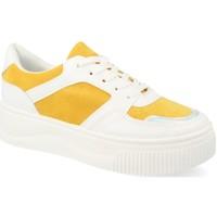 Zapatos Mujer Zapatillas bajas Amy YY-90 Amarillo