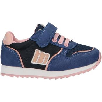 Zapatos Niños Zapatillas bajas MTNG 47601 Azul