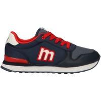 Zapatos Niños Zapatillas bajas MTNG 47730 Azul
