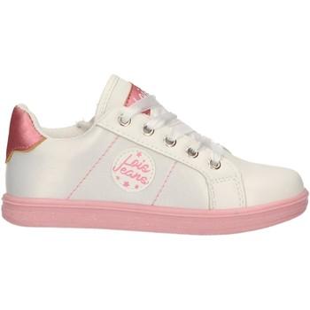 Zapatos Niña Zapatillas bajas Lois Jeans 46093 Blanco