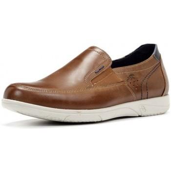 Zapatos Hombre Slip on Fluchos Sumatra F0107 Cuero otros