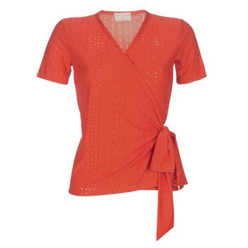 textil Mujer Tops / Blusas Moony Mood KOUGE Rojo