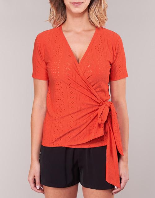 Mood Mujer Rojo Textil Moony Kouge TopsBlusas 35qRL4AjcS