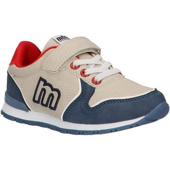 Zapatos Niños Zapatillas bajas MTNG 47707 Gris
