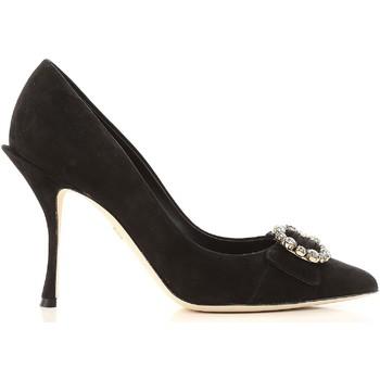 Zapatos Mujer Zapatos de tacón D&G CD1072 A1275 80999 nero