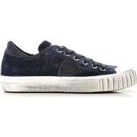 Zapatos Mujer Zapatillas bajas Philippe Model GRLD EV01 blu