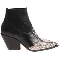 Zapatos Mujer Botines Casadei 1Q613L0601X496E45 nero