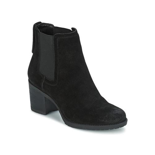 Los zapatos más populares para hombres y mujeres Zapatos especiales Sam Edelman HANLEY Negro