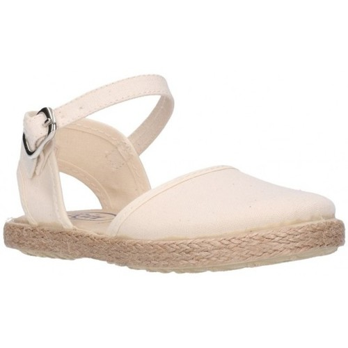 Batilas 45801 Niña Beige beige - Zapatos Alpargatas Nino