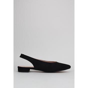 Zapatos Mujer Bailarinas-manoletinas Krack Core DOLVIN Negro