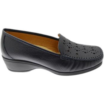 Zapatos Mujer Mocasín Loren LOK4002bl blu