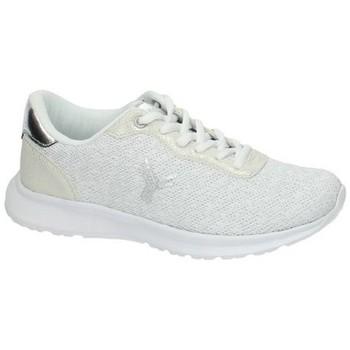 Zapatos Mujer Zapatillas bajas Yumas Deportivos amantys Blanco