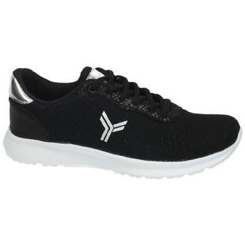 Zapatos Mujer Zapatillas bajas Yumas Deportivos amantys Negro