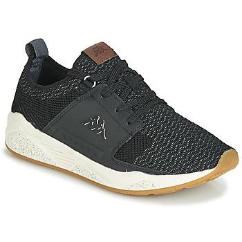Zapatos Hombre Zapatillas bajas Kappa JASMO Negro