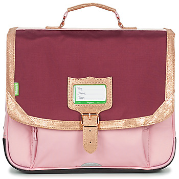 Bolsos Niña Cartable Tann's PALERMO CARTABLE 38 CM Rosa