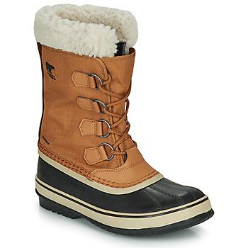 Zapatos Mujer Botas de nieve Sorel WINTER CARNIVAL Camel