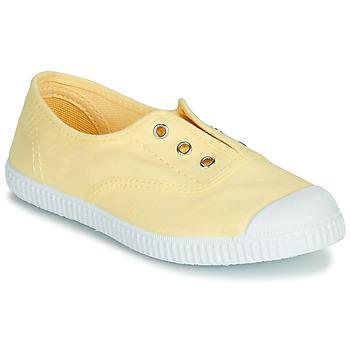 Zapatos Niña Sandalias André LES VACANCES Amarillo