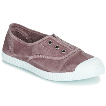 Zapatos Niña Zapatillas bajas André LES VACANCES Violeta