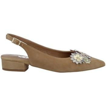 Zapatos Mujer Zapatos de tacón Estiletti 2637 Zapatos de Vestir de Mujer amarillo
