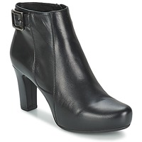 Zapatos Mujer Low boots Unisa NAPUR Negro