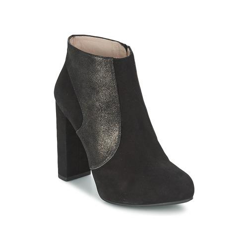 Zapatos promocionales Unisa SAFIR Negro  Zapatos casuales salvajes