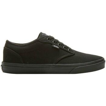 Zapatos Niños Zapatillas bajas Vans YT Atwood Negros