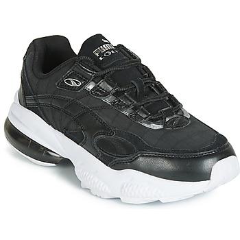 Zapatos Mujer Zapatillas bajas Puma CELL VENOM HYPERTECH Negro / Blanco