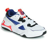 Zapatos Mujer Zapatillas bajas Puma NOVA 2 Blanco / Azul