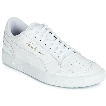 Zapatos Hombre Zapatillas bajas Puma RALPH SAMPSON LO Blanco