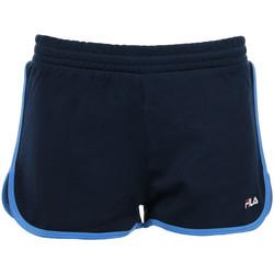 textil Mujer Shorts / Bermudas Fila Wn's Paige Jersey Shorts Azul