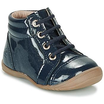 Zapatos Niña Botas de caña baja Citrouille et Compagnie NICOLE.C Vvn / Marino / Brillantina / Dtx / Kezia