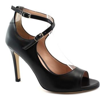 Zapatos Mujer Zapatos de tacón Malù Malù MAL-E19-1484-NE Nero