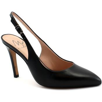 Zapatos Mujer Sandalias Malù Malù MAL-E19-1911-NE Nero
