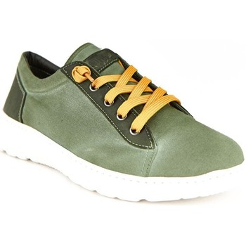 Zapatos Hombre Zapatillas bajas On Foot BASKET 10000 KAKI KAKI