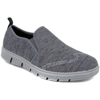 Zapatos Hombre Slip on Josef Seibel FALKO KNITTED-21 GRIS GRIS